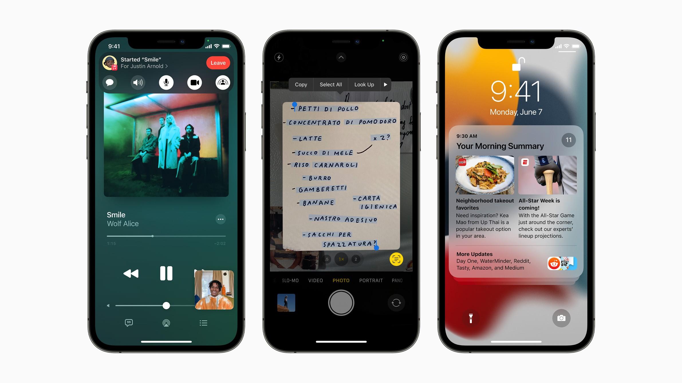 iOS 15 e Android 12: veja o que vai mudar nos sistemas para celulares