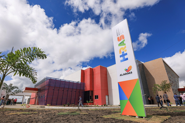 Inaugurado nesta segunda (21), Hospital do Alto Sertão amplia assistência de saúde na região